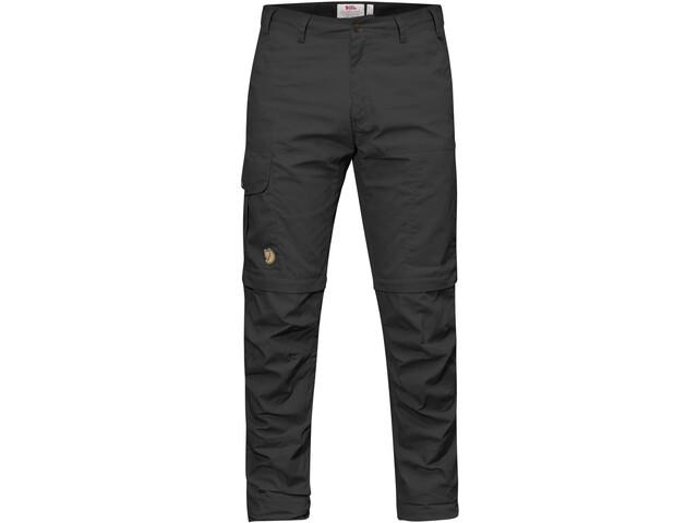 Fjällräven Karl Pro Zip-Off Trousers Herren dark grey